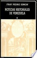 Noticias historiales de Venezuela