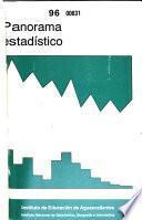 Panorama estadístico