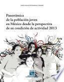 Panorámica de la población joven en México desde la perspectiva de su condición de actividad 2013