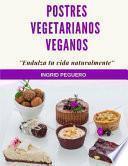 Postres Vegetarianos Veganos