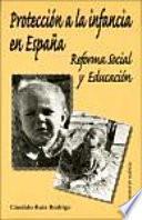 Protección a la infancia en España