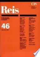 REIS - Abril/Junio 1989