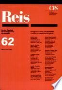 REIS - Abril/Junio 1993