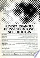 REIS - Octubre/Diciembre 1984