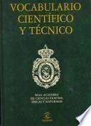 Scientific & Technical Dictionary Spanish-English