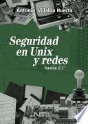 Seguridad en Unix y redes. Versión 2.1′