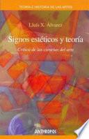 Signos estéticos y teoría