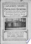Suplemento ... al catálogo general de las obras de lance antiguas y modernas que se hallan de venta en la librería de Eugenio García Rico