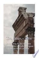 Tiro, Biblos y Sidn