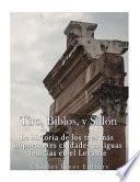Tiro, Biblos Y SidnShooting, Byblos And Sidon/ Shooting, Byblos And Sidon