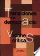 Transiciones a la democracia