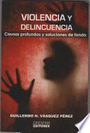VIOLENCIA Y DELINCUENCIA